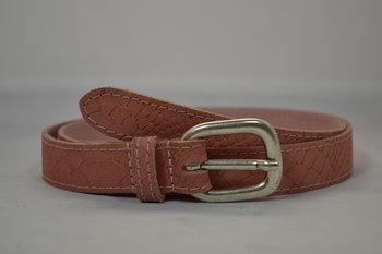 Roze riem 2cm - 20664