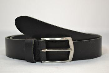 Zwart riem 3,5 cm - 35138